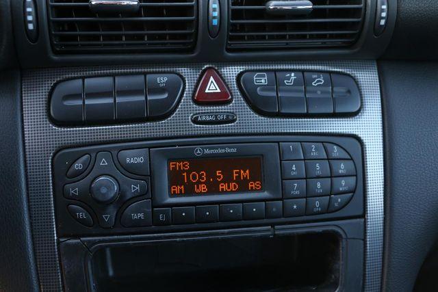 2001 Mercedes-Benz C320 SPORT Santa Clarita, CA 21