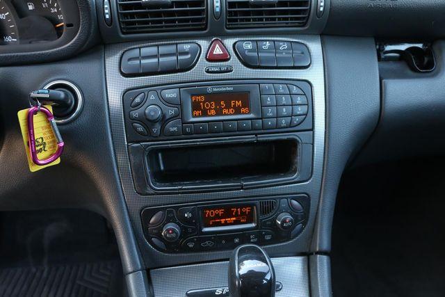 2001 Mercedes-Benz C320 SPORT Santa Clarita, CA 18