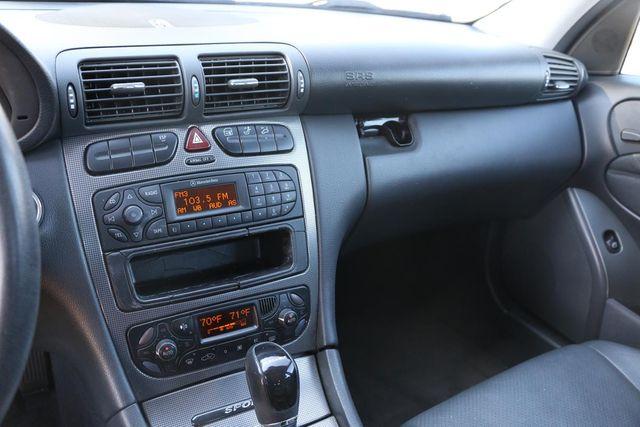 2001 Mercedes-Benz C320 SPORT Santa Clarita, CA 17