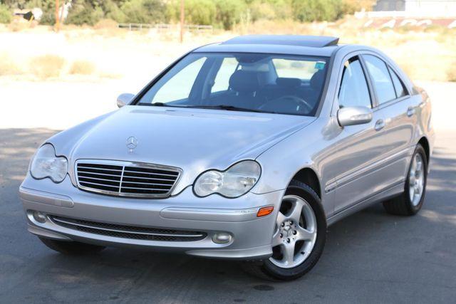 2001 Mercedes-Benz C320 SPORT Santa Clarita, CA 4