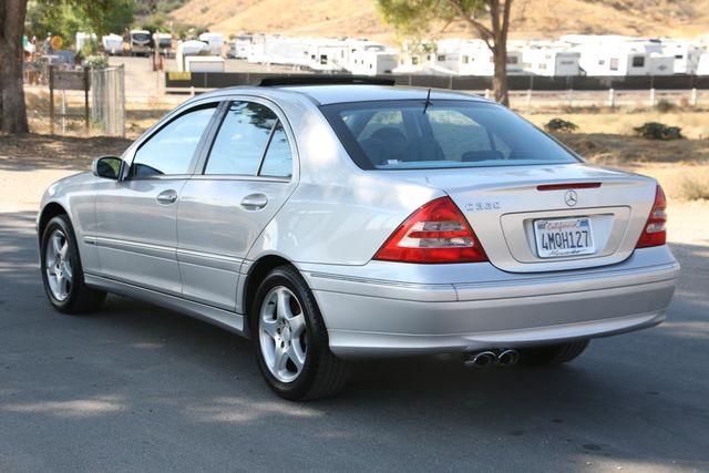 2001 Mercedes-Benz C320 SPORT Santa Clarita, CA 5