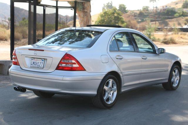 2001 Mercedes-Benz C320 SPORT Santa Clarita, CA 6