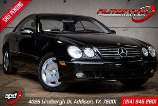 2001 Mercedes-Benz CL600 in Addison, TX 75001