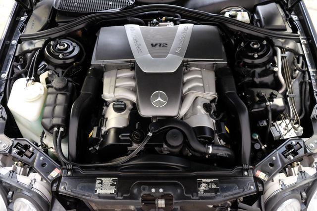2001 Mercedes-Benz CL600 in Addison, TX 75001