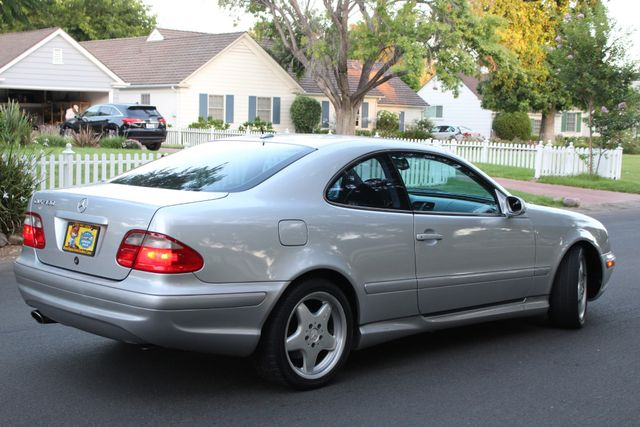 2001 Mercedes-Benz CLK430 COUPE AMG WHLS SERVICE RECORDS in Van Nuys, CA 91406
