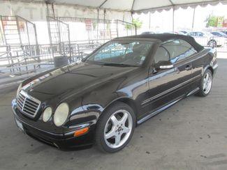 2001 Mercedes-Benz CLK430 Gardena, California