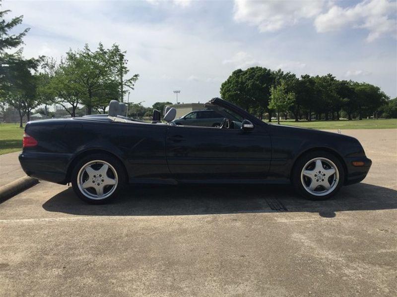 2001 Mercedes-Benz CLK430 LOW MILES! in Rowlett, Texas