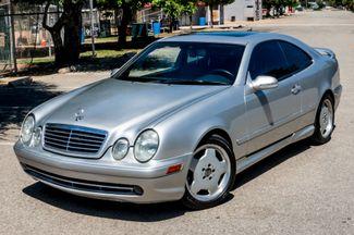 2001 Mercedes-Benz CLK55 AMG *SALVAGE TITLE* Reseda, CA
