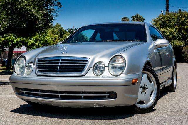 2001 Mercedes-Benz CLK55 AMG *SALVAGE TITLE* Reseda, CA 2