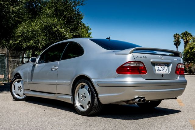 2001 Mercedes-Benz CLK55 AMG *SALVAGE TITLE* Reseda, CA 6