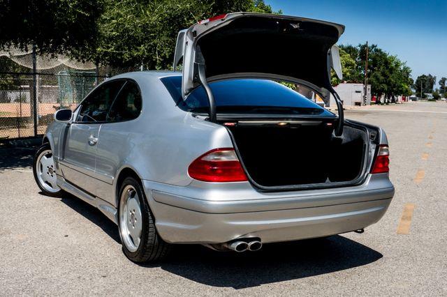 2001 Mercedes-Benz CLK55 AMG *SALVAGE TITLE* Reseda, CA 10