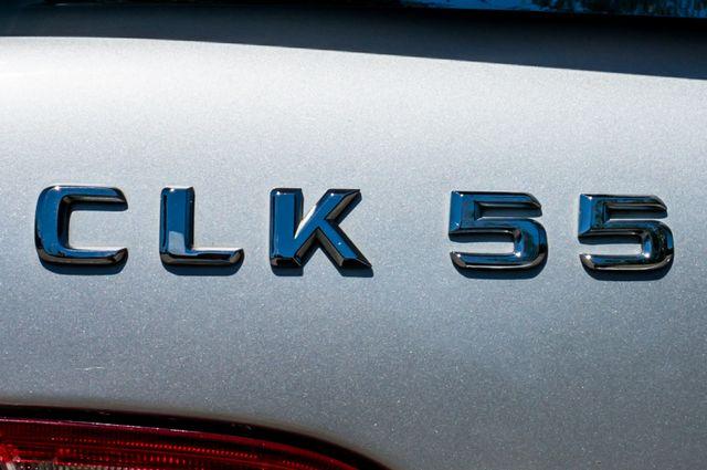2001 Mercedes-Benz CLK55 AMG *SALVAGE TITLE* Reseda, CA 43
