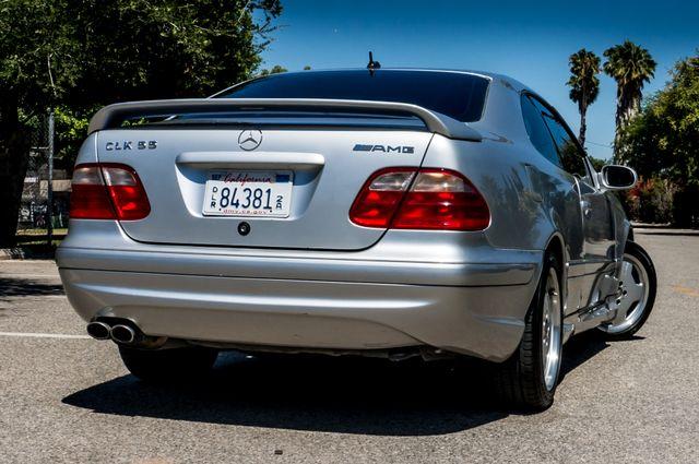 2001 Mercedes-Benz CLK55 AMG *SALVAGE TITLE* Reseda, CA 8