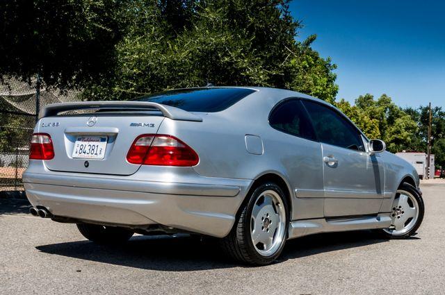 2001 Mercedes-Benz CLK55 AMG *SALVAGE TITLE* Reseda, CA 9