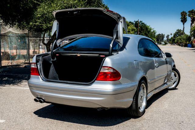 2001 Mercedes-Benz CLK55 AMG *SALVAGE TITLE* Reseda, CA 11