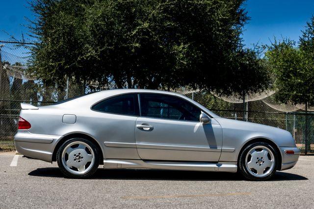 2001 Mercedes-Benz CLK55 AMG *SALVAGE TITLE* Reseda, CA 5