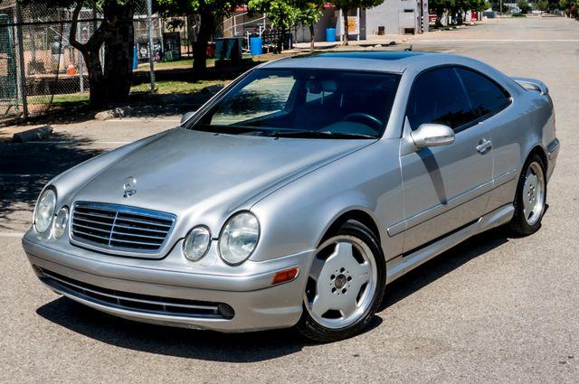 2001 Mercedes-Benz CLK55 AMG *SALVAGE TITLE* Reseda, CA 0