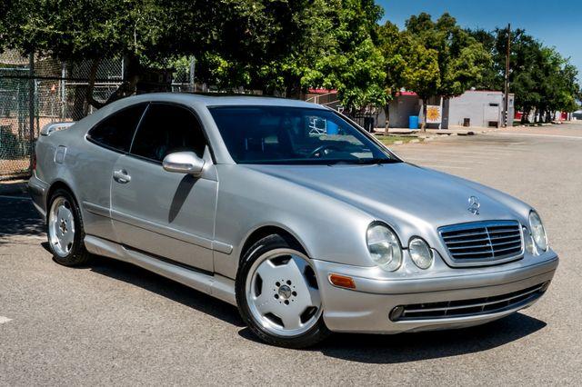 2001 Mercedes-Benz CLK55 AMG *SALVAGE TITLE* Reseda, CA 42