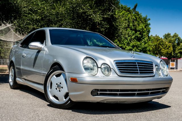 2001 Mercedes-Benz CLK55 AMG *SALVAGE TITLE* Reseda, CA 41
