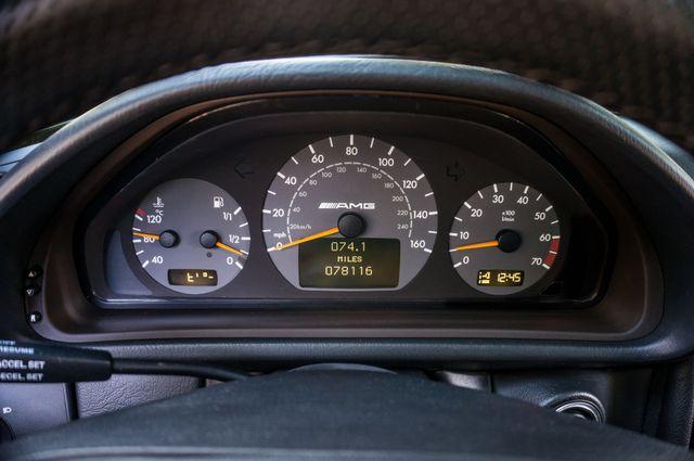 2001 Mercedes-Benz CLK55 AMG *SALVAGE TITLE* Reseda, CA 15