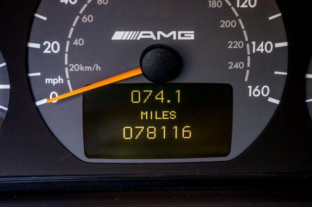 2001 Mercedes-Benz CLK55 AMG *SALVAGE TITLE* Reseda, CA 16
