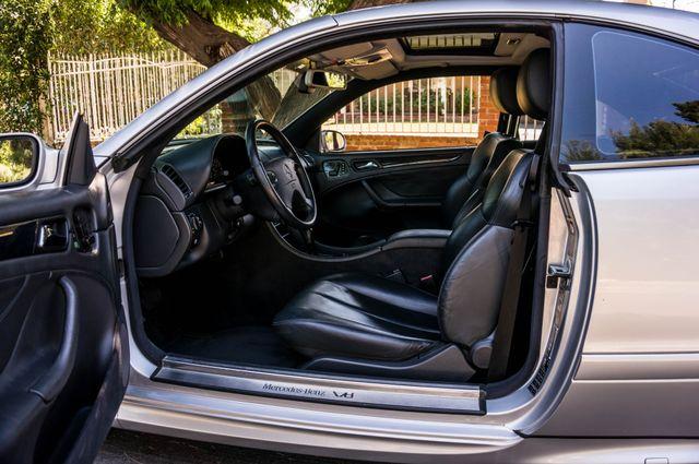 2001 Mercedes-Benz CLK55 AMG *SALVAGE TITLE* Reseda, CA 13