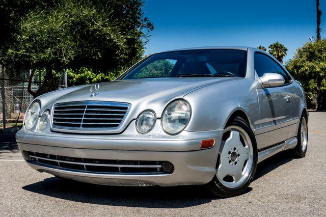 2001 Mercedes-Benz CLK55 AMG *SALVAGE TITLE* Reseda, CA 38