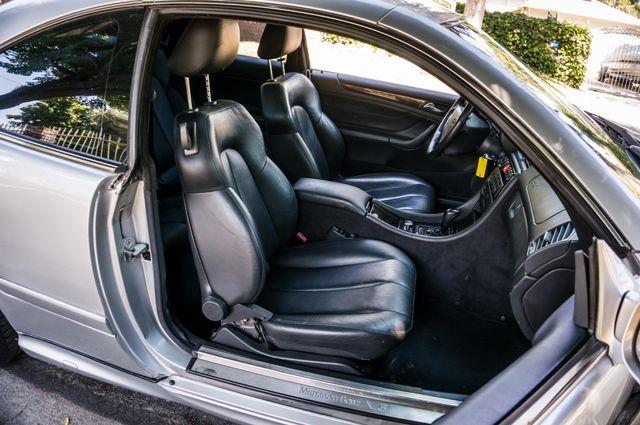 2001 Mercedes-Benz CLK55 AMG *SALVAGE TITLE* Reseda, CA 29