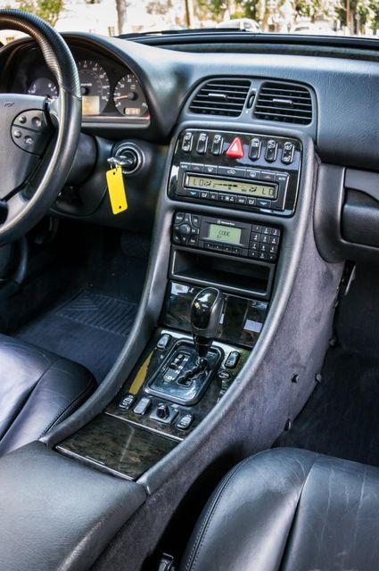 2001 Mercedes-Benz CLK55 AMG *SALVAGE TITLE* Reseda, CA 21