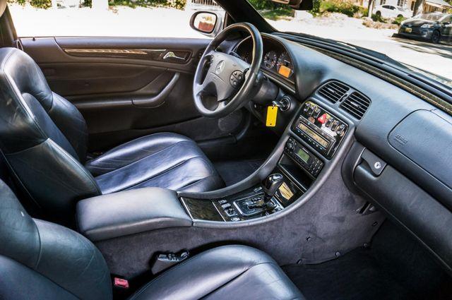 2001 Mercedes-Benz CLK55 AMG *SALVAGE TITLE* Reseda, CA 31
