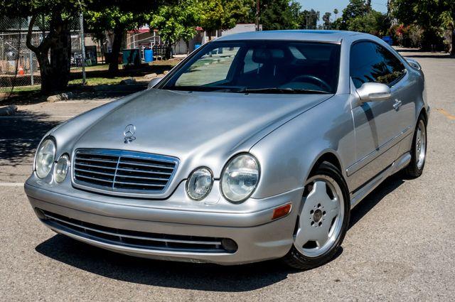 2001 Mercedes-Benz CLK55 AMG *SALVAGE TITLE* Reseda, CA 39
