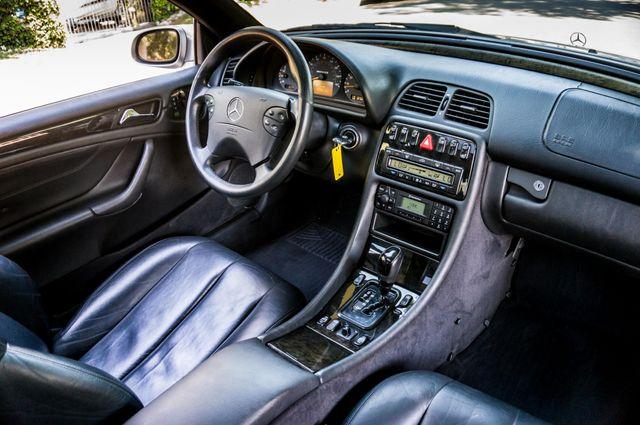 2001 Mercedes-Benz CLK55 AMG *SALVAGE TITLE* Reseda, CA 32