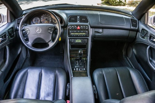 2001 Mercedes-Benz CLK55 AMG *SALVAGE TITLE* Reseda, CA 17