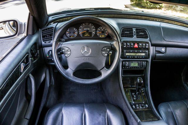 2001 Mercedes-Benz CLK55 AMG *SALVAGE TITLE* Reseda, CA 18