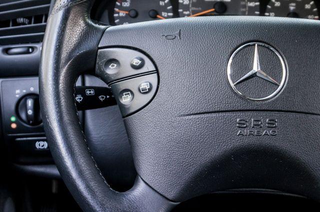 2001 Mercedes-Benz CLK55 AMG *SALVAGE TITLE* Reseda, CA 19