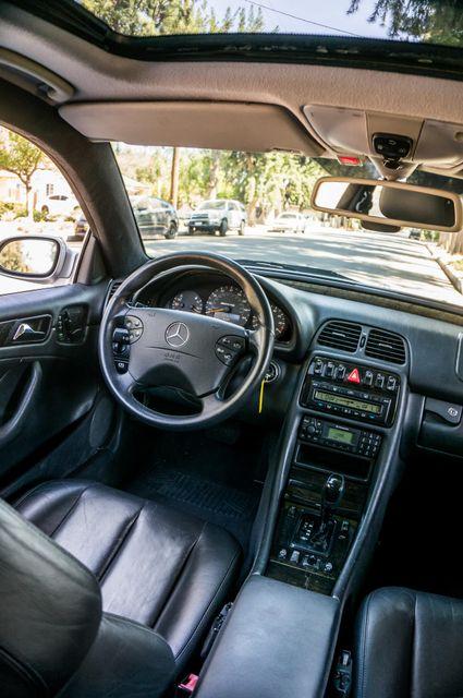 2001 Mercedes-Benz CLK55 AMG *SALVAGE TITLE* Reseda, CA 33