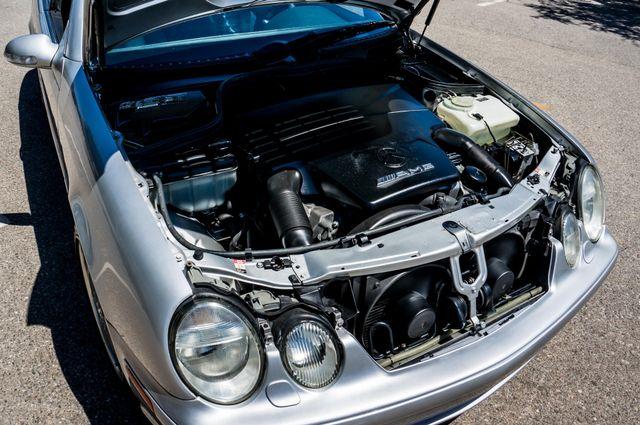 2001 Mercedes-Benz CLK55 AMG *SALVAGE TITLE* Reseda, CA 36