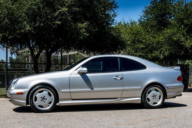 2001 Mercedes-Benz CLK55 AMG *SALVAGE TITLE* Reseda, CA 4