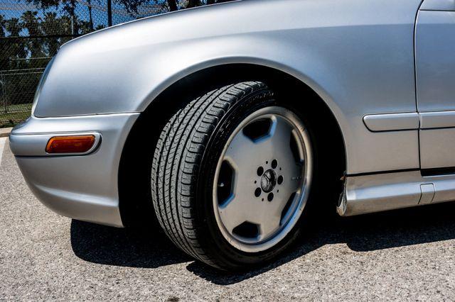 2001 Mercedes-Benz CLK55 AMG *SALVAGE TITLE* Reseda, CA 12
