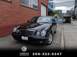2001 Mercedes-Benz E430 Local 2 Owner Full History Great Value