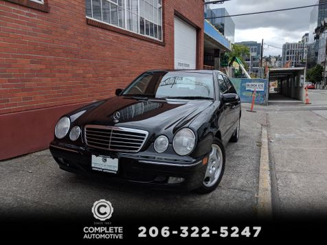 2001 Mercedes-Benz E430 Local 2 Owner Full History Great Value 88,000 Original Miles Luxury & Sport Packages SAVE in Seattle