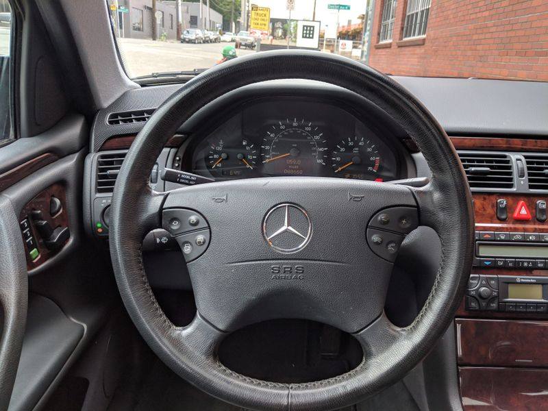 2001 Mercedes-Benz E430 Local 2 Owner Full History Great Value 88000 Original Miles Luxury  Sport Packages SAVE  city Washington  Complete Automotive  in Seattle, Washington