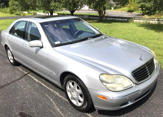 2001 Mercedes-Benz S Class S500 Knoxville, Tennessee