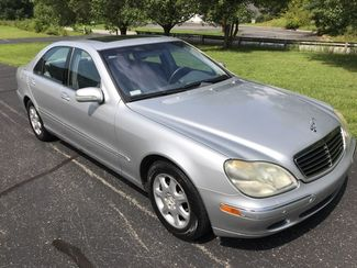 2001 Mercedes-Benz S Class S500 Knoxville, Tennessee 1