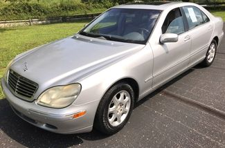 2001 Mercedes-Benz S Class S500 Knoxville, Tennessee 20