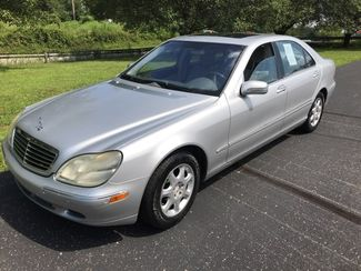 2001 Mercedes-Benz S Class S500 Knoxville, Tennessee 21