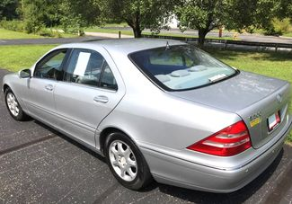 2001 Mercedes-Benz S Class S500 Knoxville, Tennessee 22