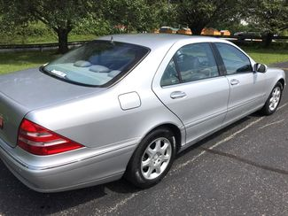 2001 Mercedes-Benz S Class S500 Knoxville, Tennessee 4