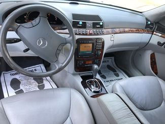 2001 Mercedes-Benz S Class S500 Knoxville, Tennessee 31