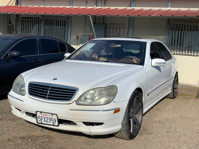 2001 Mercedes-Benz S430 in Orland, CA 95963